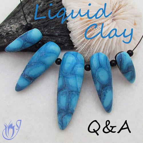 Liquid Polymer clays Q&A