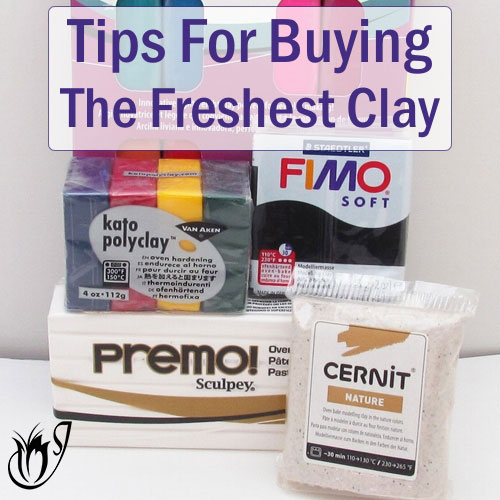 Tips for Buying the freshest polyclay