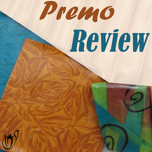 Premo Sculpey polymer clay review