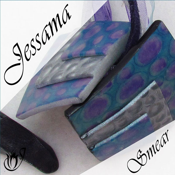 Polymer clay Jessama Smear
