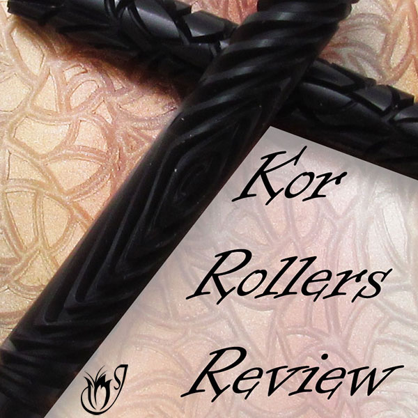 Kor Rollers for Polymer Clay