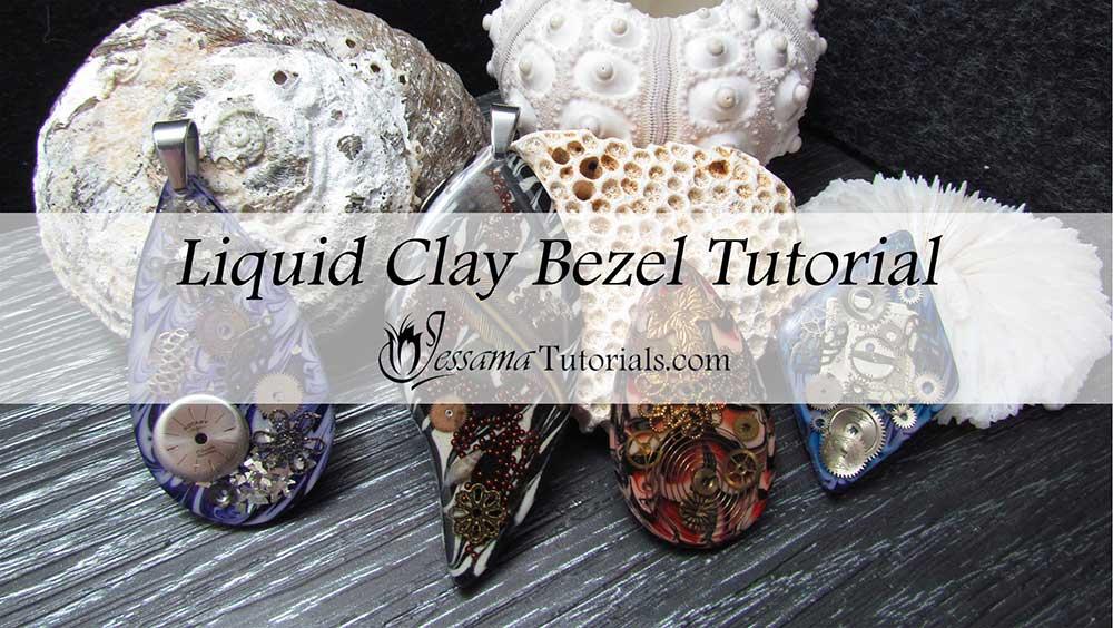 Liquid Clay Bezel