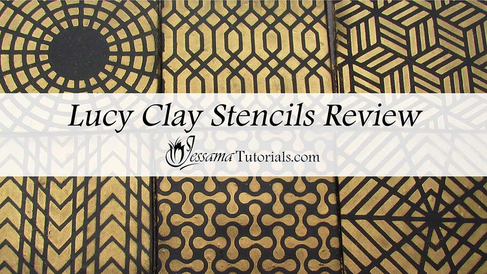 Lucy Clay Stencils Review