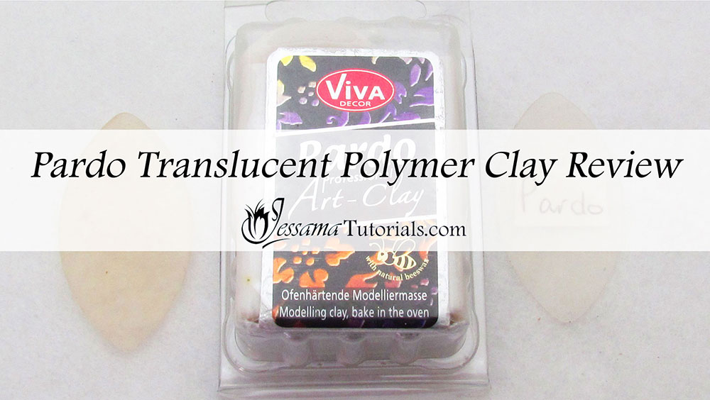Pardo polymer clay review