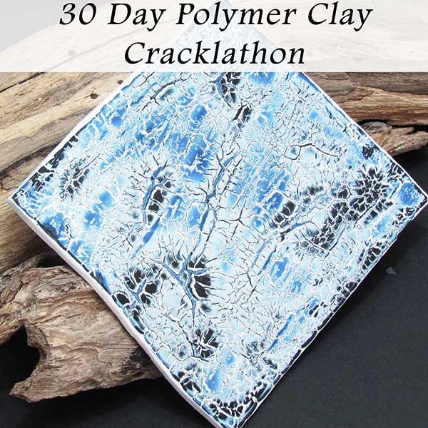 polymer clay cracklaton course