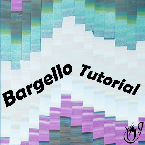 Polymer Clay Bargello Technique