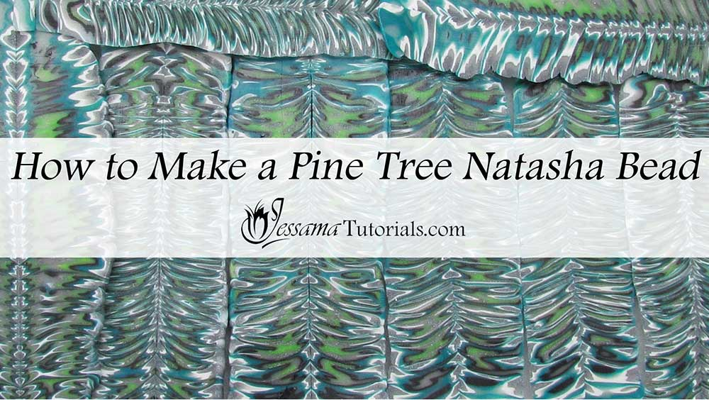 How to Make Pine Tree Natasha Beads