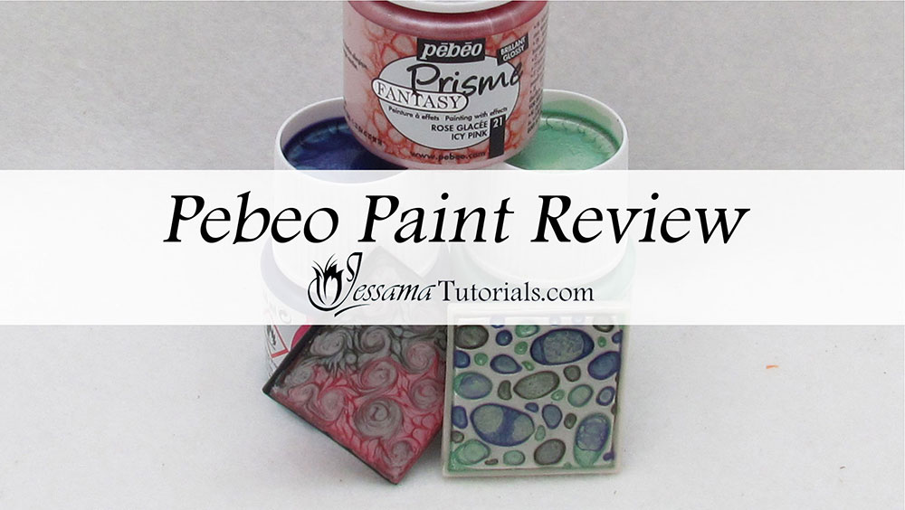 Pebeo Paint Review