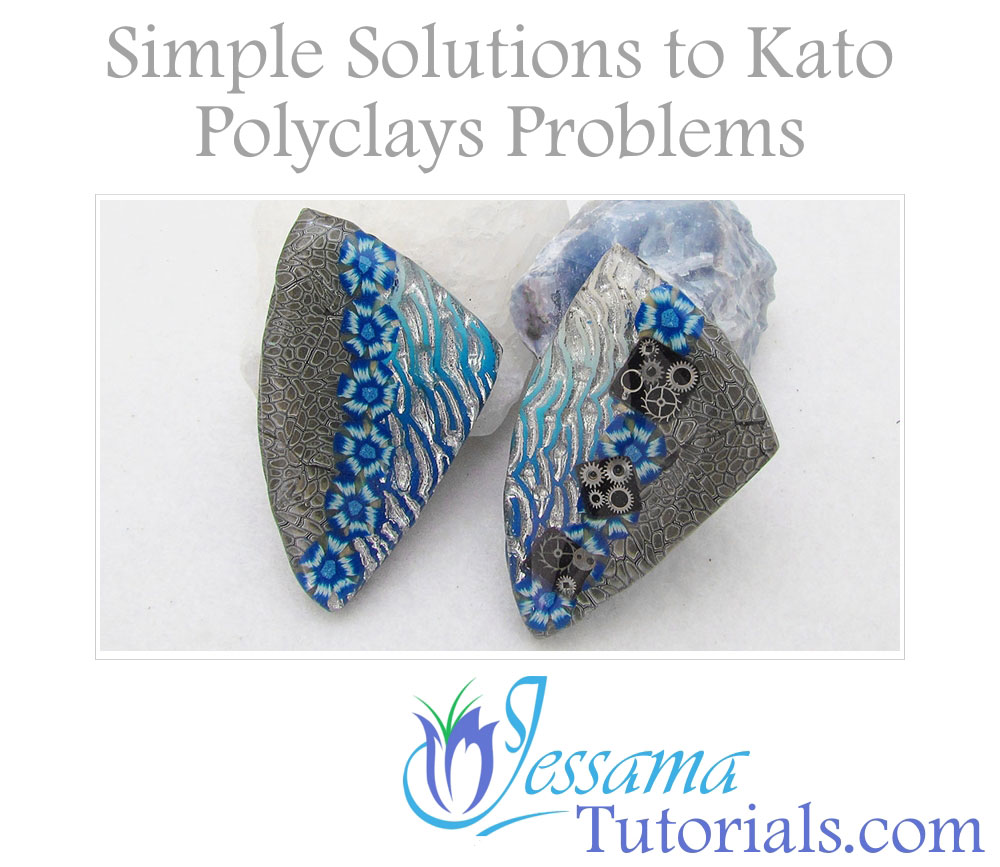Simple solutions to Kato polyclays problems