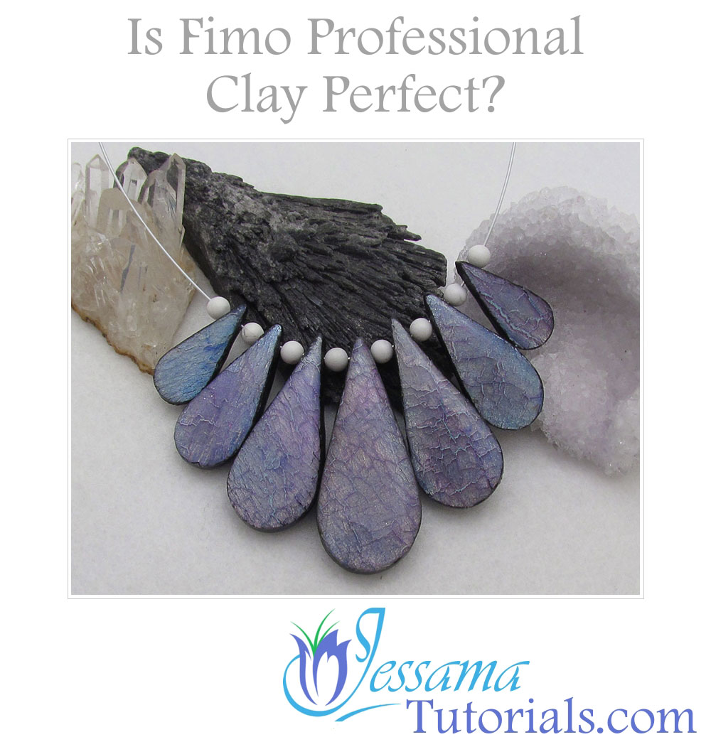 Fimo Professional polymer clay review