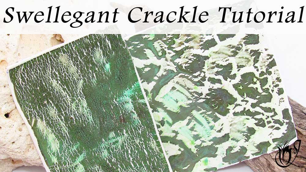 Swellegant Polymer Clay Crackle