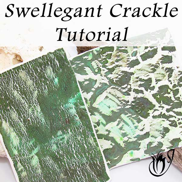 Swellegant Polymer Clay Crackle