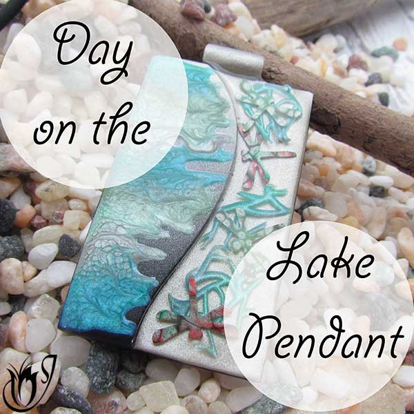 Day on the Lake Pendant