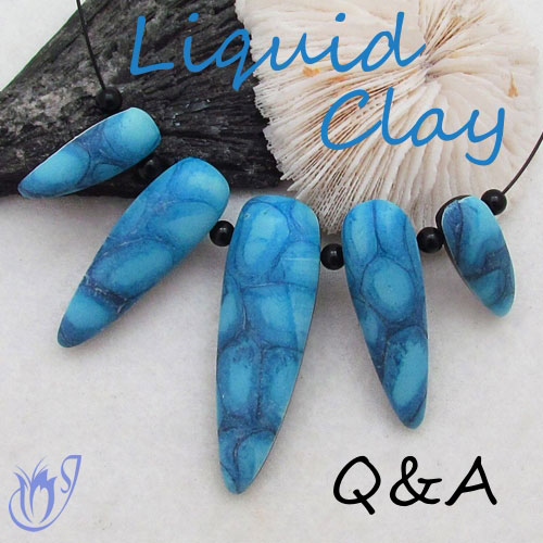 How to Seal Polymer Clay With Liquid Clay - Questions and Answers