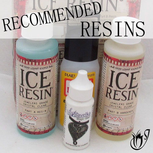 Resins Recommended for Polymer Clay
