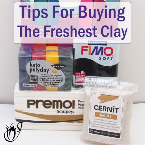 Tips for buying the freshest polymer clay