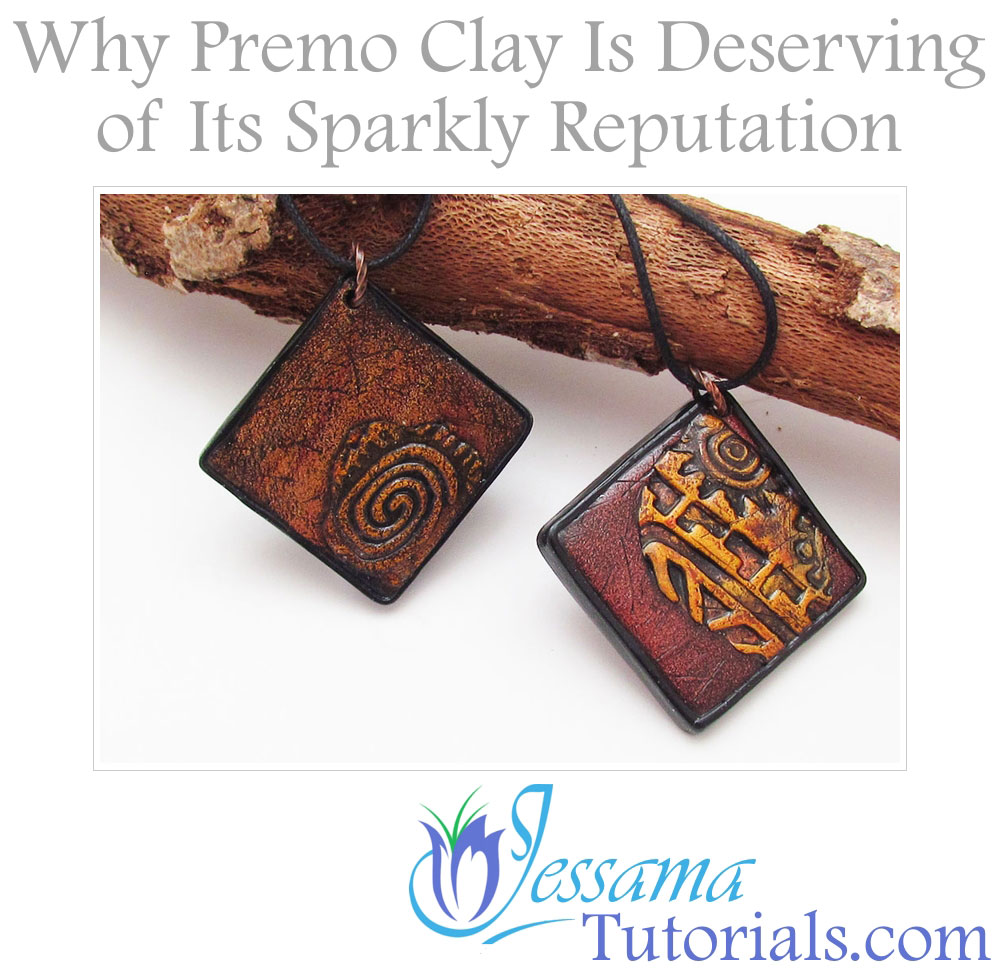 The pros of Premo polymer clay