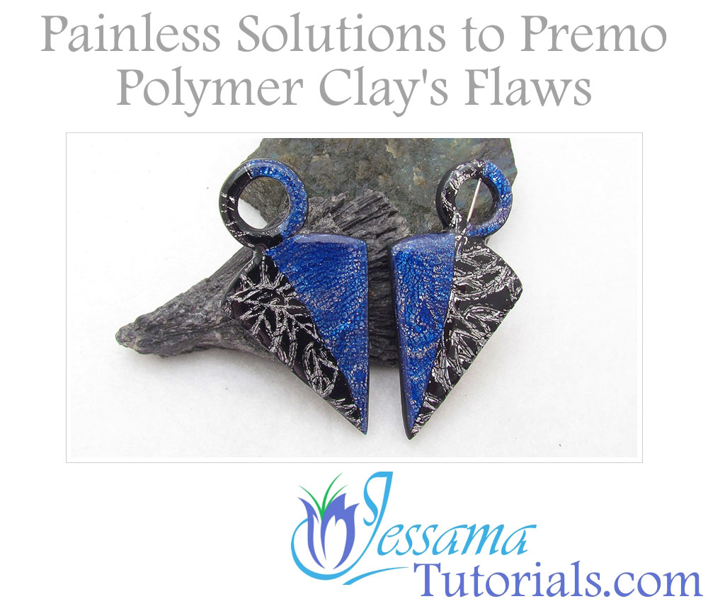 Solutions to the problems with Premo clay