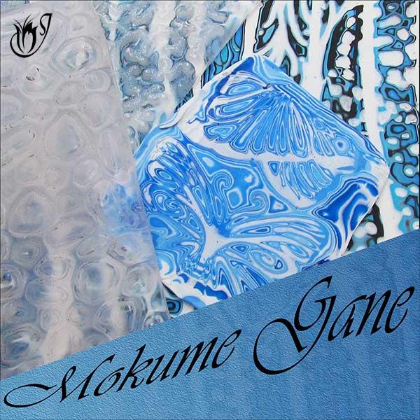 Polymer Clay Mokume Gane