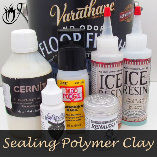 How to Seal Polymer Clay